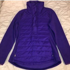 Ralph Lauren Combination Fleece Pullerover